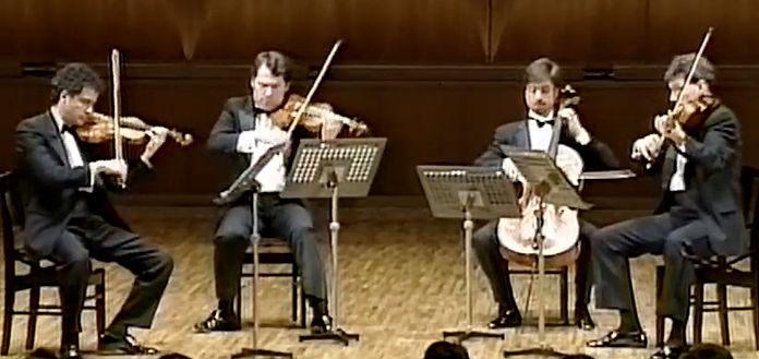 Emerson Mozart String Quartet No. 15