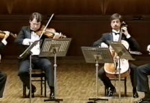 Emerson Mozart String Quartet No. 16