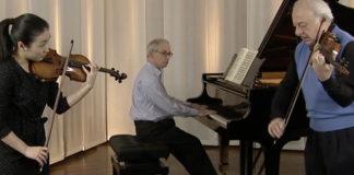 Gyorgy Pauk Tchaikovsky Masterclass