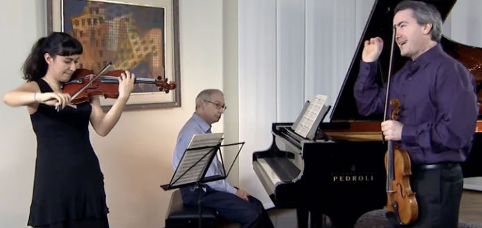 Hagai Shaham Ravel Masterclass