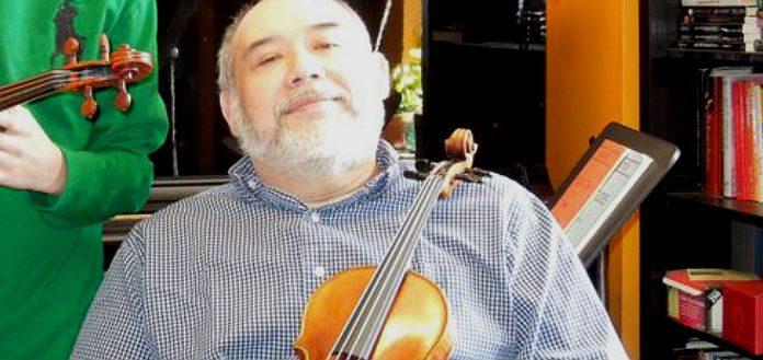 Joey Corpus Violin Violinist Cover