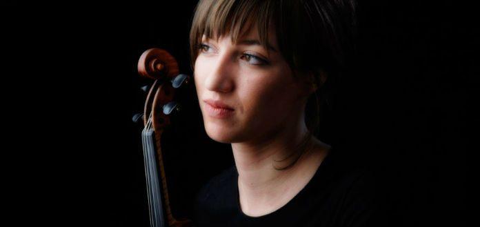 Katharina Engelbrecht Violin Cover 2