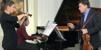 Klaidi Sahatci Prokofiev Masterclass
