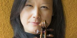 Lina Bahn Violin Violinist Cover