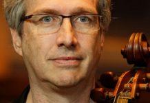 Mark Tanner Cellist Cover