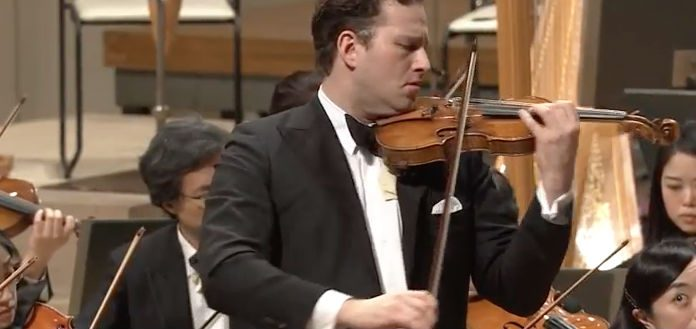 NEW TO YOUTUBE | Virtuoso Nikolaj Znaider - Tchaikovsky Violin