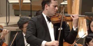 Nikolaj Znaider Violin Violinist Cover