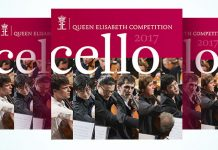 Queen Elisabeth International Cello Competition Cover
