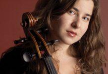 Alisa Weilerstein Cello Cellist Cover