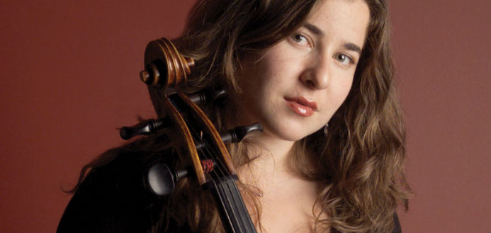 Alisa Weilerstein Cello Cellist Cover
