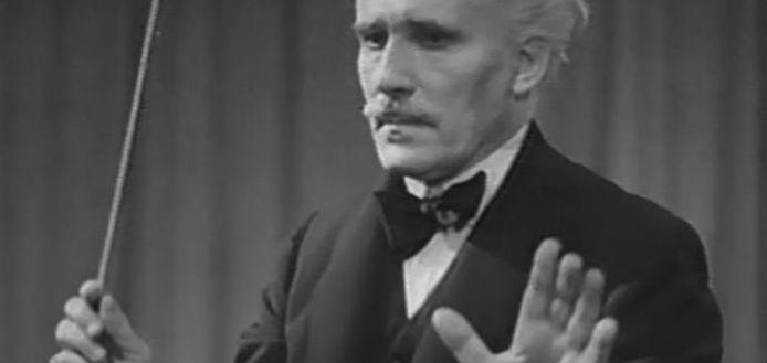 Arturo Toscanini Death