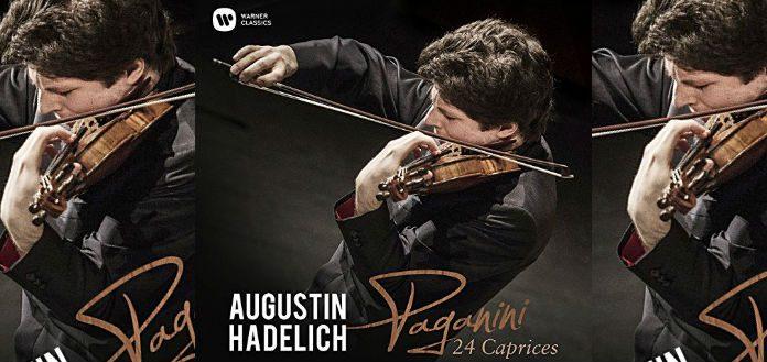Augustin Hadelich Paganini