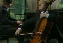 Brahms Cello Sonata No. 1 - New to Youtube