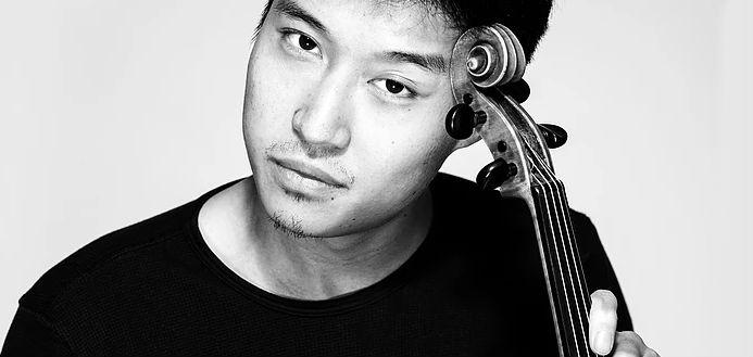 Charles Yang Violinist Cover 2