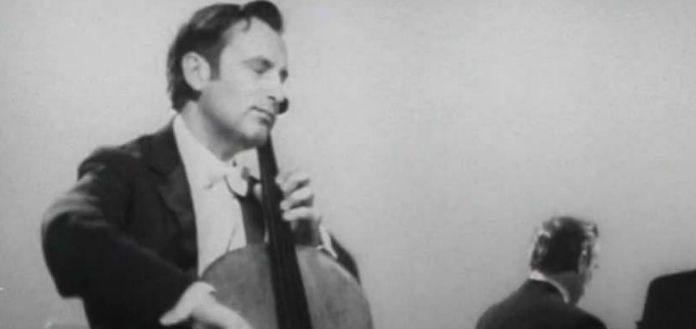 Daniil Shafran Cellist Cover