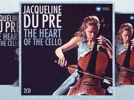 Jacqueline Du Pre Warner Classics Heart of Cello CD Giveaway Cover 2