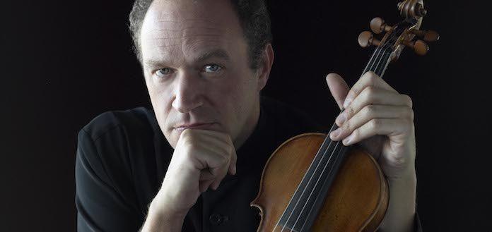Kolja Blacher Violinist