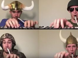Melodica Men Wagner Valkyries