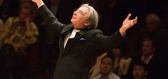 Conductor Michael Tilson Thomas To Receive Prestigious 2019 Kennedy Center Honor