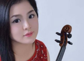 Minami Yoshida Violin Violinist Cover