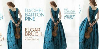 Rachel Barton Pine's 36th