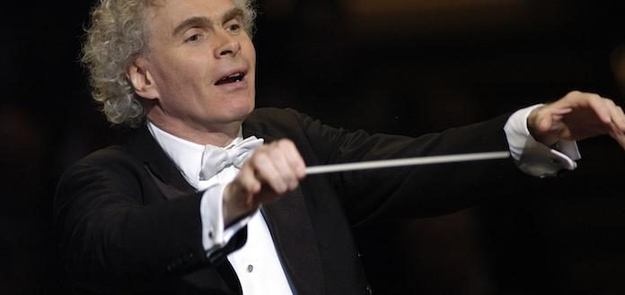 Sir Simon Rattle Birthday