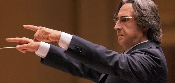 Ricardo Muti Chicago Symphony Cover