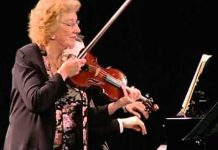 Shirley Givens Violin Violinist Died Obituary Cover