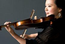 Teng Li Viola Violist cover