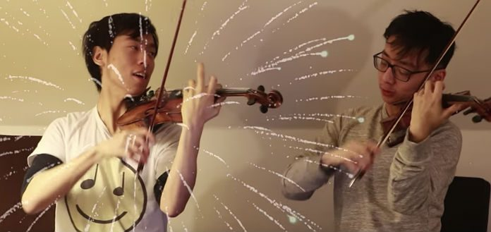 TwoSet Violin Composers Music
