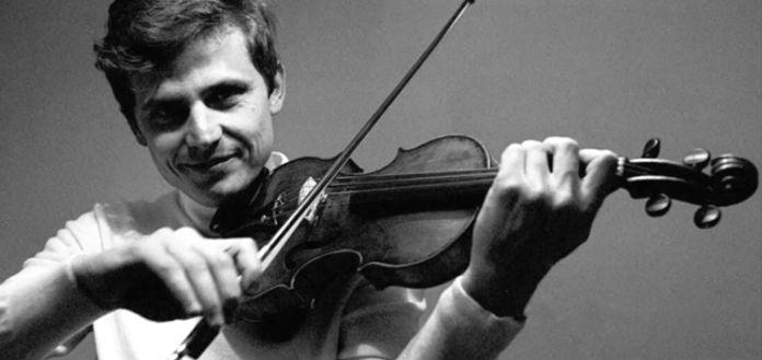 NEW TO YOUTUBE | Violinist Uto Ughi - Tchaikovsky Violin Concerto