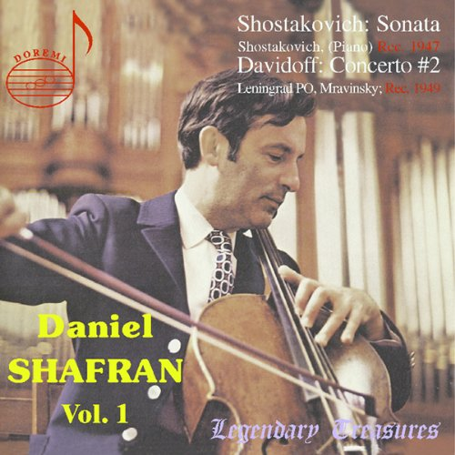 ON THIS DAY | Soviet Cellist Daniil Shafran Was Born in 1923