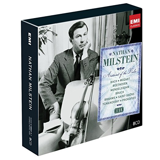 ON THIS DAY | Violinist Nathan Milstein Was Born in 1904