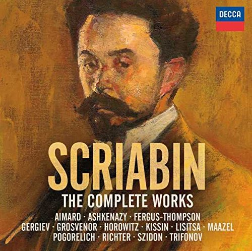 Russian Composer & Pianist Alexander Scriabin Born On This