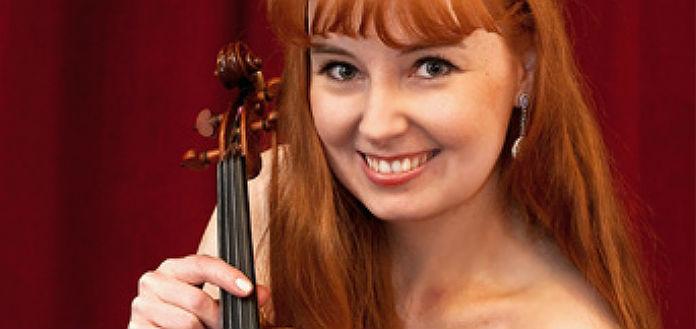 VERY SAD NEWS   Unorthodox Polish Violin Virtuoso Anna