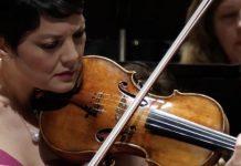Anne Akiko Meyers Schoenberg Concerto