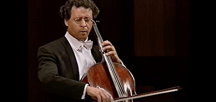 Antnio Meneses Bach Solo Cello Suite 3 C Major Cover