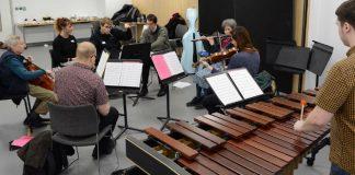 Bournemouth Symphony Disable-Led Ensemble Cover