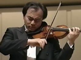 Cho-Liang Lin Beethoven Violin Concerto