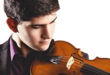 Cristian Grajner de Sa violinist cover