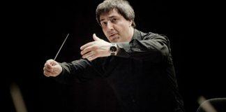 Daniel Raiskin Conductor Cover
