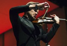 Exit Live Concert Violinist Filip Pagody Cover