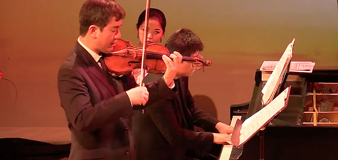 New York City | The Chamber Music Society of Lincoln Center.