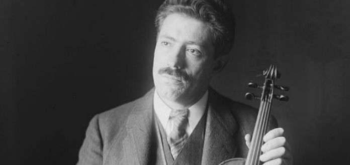 Fritz Kreisler Violinist Violin Cover