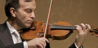 Gil Shaham Violin Violinist Cover