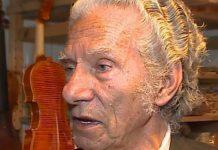 Giovanni Battista Morassi Luthier Instrument Maker Cover
