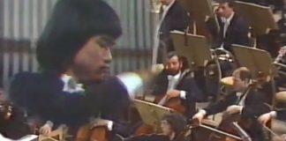 Hu Kun Queen Elisabeth International Violin Competition Cover