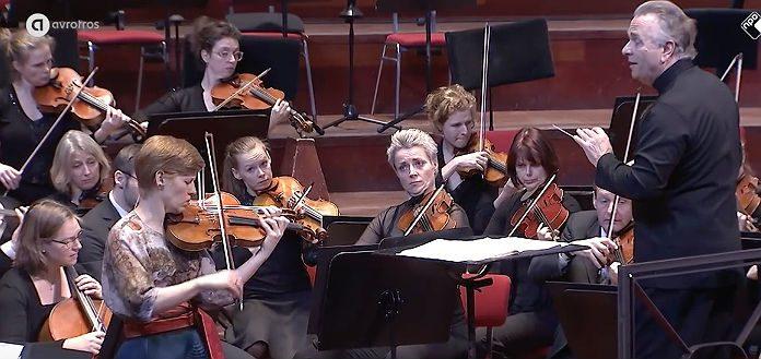 Isabelle Faust Beethoven Mark Elder Rottadam Philharmonic Cover