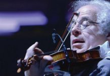 Itzhak Perlman Documentary Cover