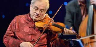 Itzhak Perlman Tour Cancel Cover